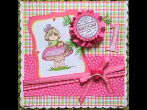 1st Birthday Scrapbook Pages Ideas Youtube