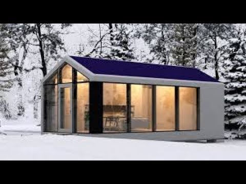3D Printed House In Less Than 8 Hours For 32,000$ - The House Of The Future