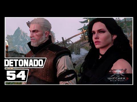 The Witcher 3: Wild Hunt Detonado - Parte #54- Novo Visual e Terrível Maldição!!