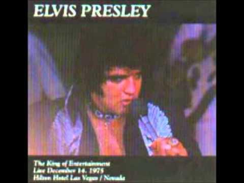 Elvis Presley - King Of Entertainment - December 15 1975 Full Album