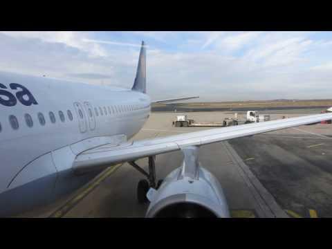 [Flight Report] LUFTHANSA | Paris ✈ Munich | Airbus A320 | Economy