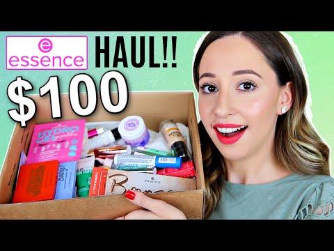 Essence Makeup Haul 2021 - Crazy Value!