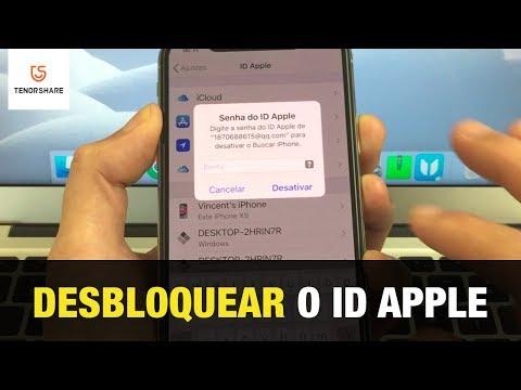 Como Desbloquear O ID Apple
