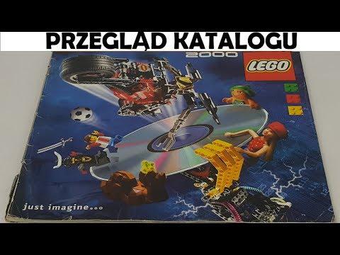 Przegląd Katalogu LEGO Z 2000 Roku LEGO Catalog | RAFI BRICKS