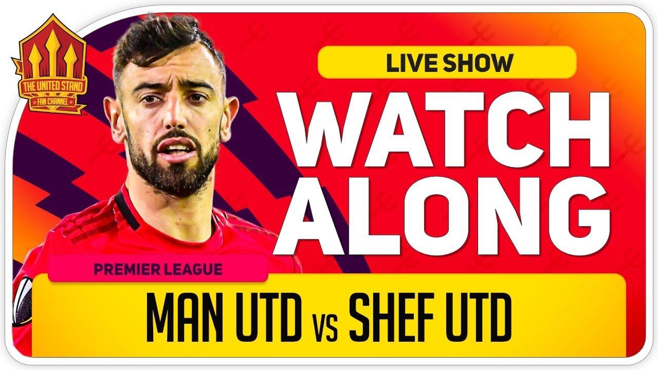 Manchester United vs. Sheffield United: Live stream, TV channel ...
