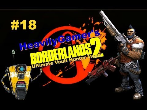 Borderlands 2 Ultimate Vault Hunter Mode Part 18:Doctor's Orders (Legendary Loot Midgets)