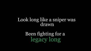 Sam Roman - Legacy Long (Lyric Video)