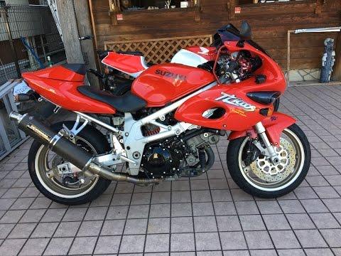 ヨシムラサウンドを聞け 1997・SUZUKI・TL1000S 1997・スズキ・TL1000S Yoshimura Cyclone 1994・HONDA・RVF400・HRC