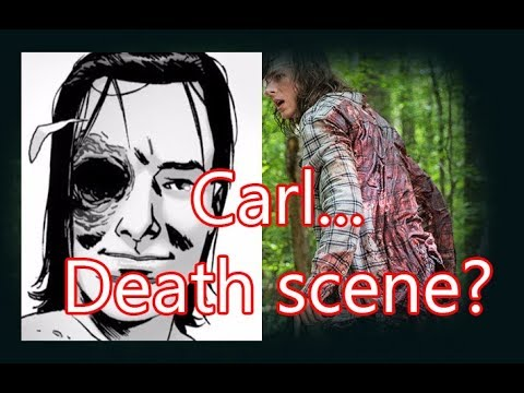 The Walking Dead: Was Carl really bitten?
