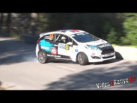 53ème Rallyes Antibes Côte d'Azur 2018 - Shakedown