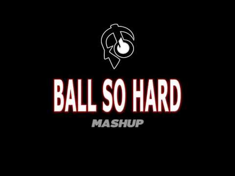 Ball So Hard (Mashup) by T. Powell (Football Pump Up)
