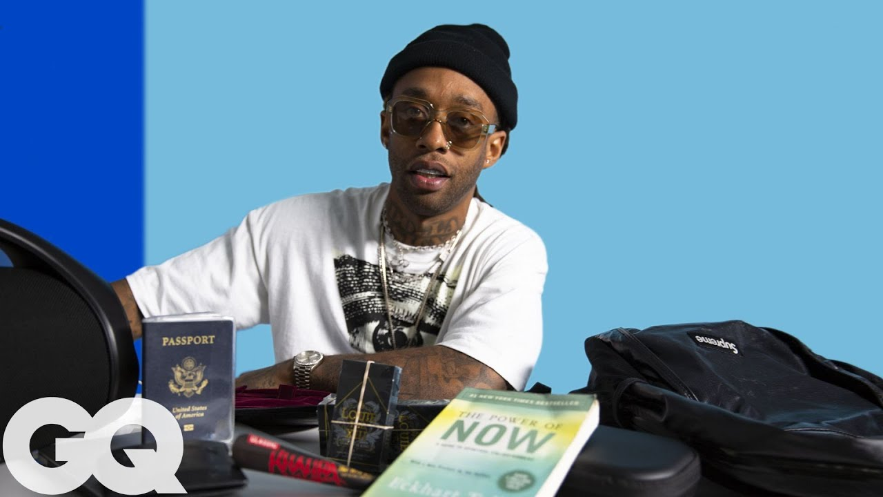 10 Things Ty Dolla $ign Can't Live Without