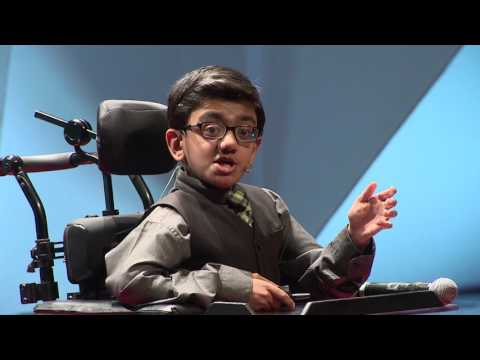 How A 13 Year Old Changed 'Impossible' To 'I'm Possible' | Sparsh Shah | TEDxGateway