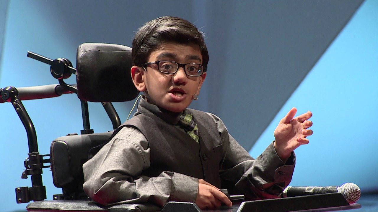 How a 13 year old changed 'Impossible' to 'I'm Possible' | Sparsh Shah | TE