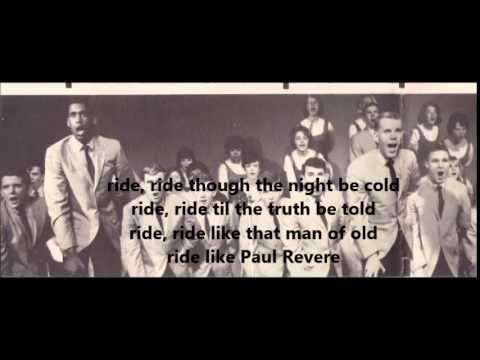 The Ride of Paul Revere