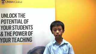 Publication Date: 2019-08-08 | Video Title: ICAS 香港學生分享 Student Sharing