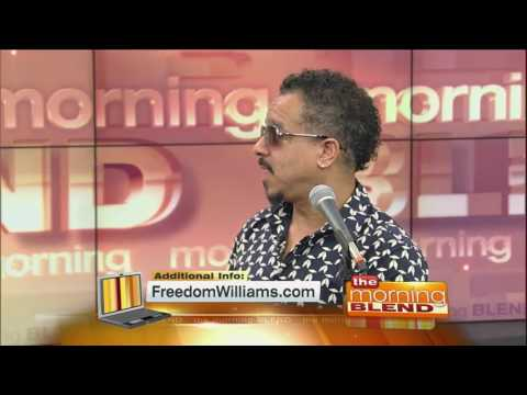 Freedom Williams In Studio 3/15/17