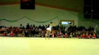 Gimnastica Ritmica 2011 - Rotar Ioana Roxana(Balerina)