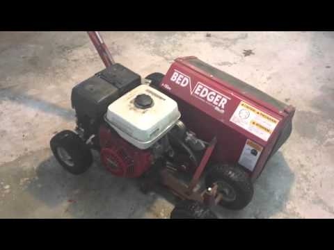 Bed Edger By Brown Overview