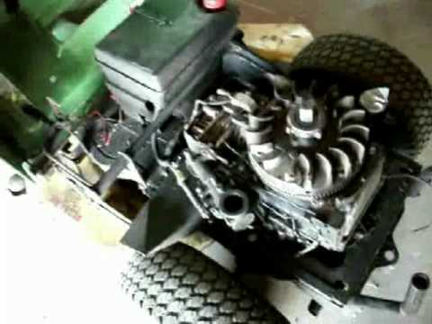 Mercury Wiring Diagram My Sweet Garbage Find John Deere 68 Youtube