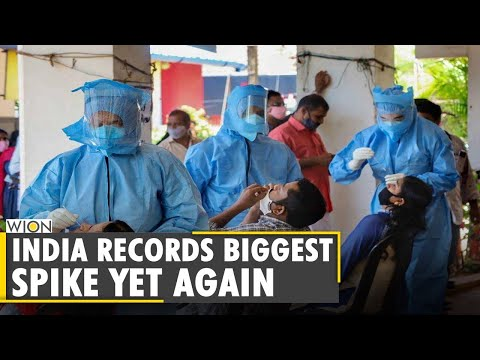 India continues to record alarming number of COVID-19 cases | Coronavirus | World News | WION