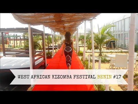 WEST AFRICA KIZOMBA FESTIVAL BENIN   Lisa Rose - Vlog #17