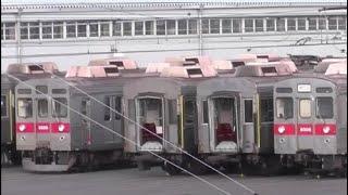 東急田園都市線8500系 8526F,8506F廃車