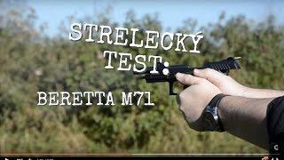Strelecký Test: Beretta M71