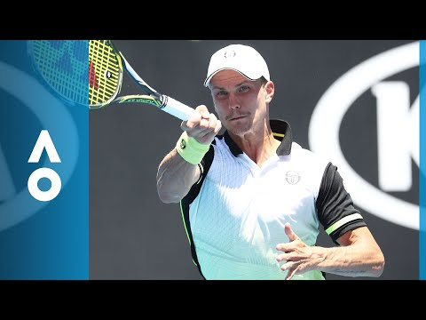 Marton Fucsovics v Nicolas Kicker match highlights (3R) | Australian Open 2018