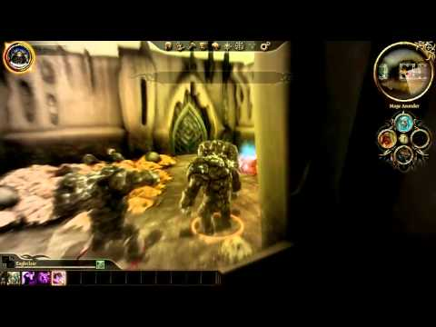 Let's Play Dragon Age Origins Part 48: The One Way Door