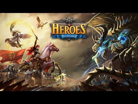 Я поиграл в Might & Magic Heroes: Era Of Chaos...