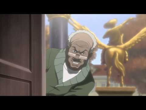 Thugnificent and Lethal Interjection: Eff Grandad