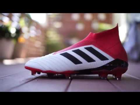 abbd3b18b598 Adidas Predator 18+ Unboxing (Cold Blooded pack) - YouTube