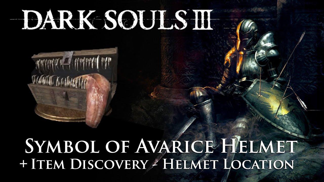 Dark souls iii symbol of avarice helmet location items spells dark souls iii symbol of avarice helmet location items spells and covenant locations youtube biocorpaavc Gallery