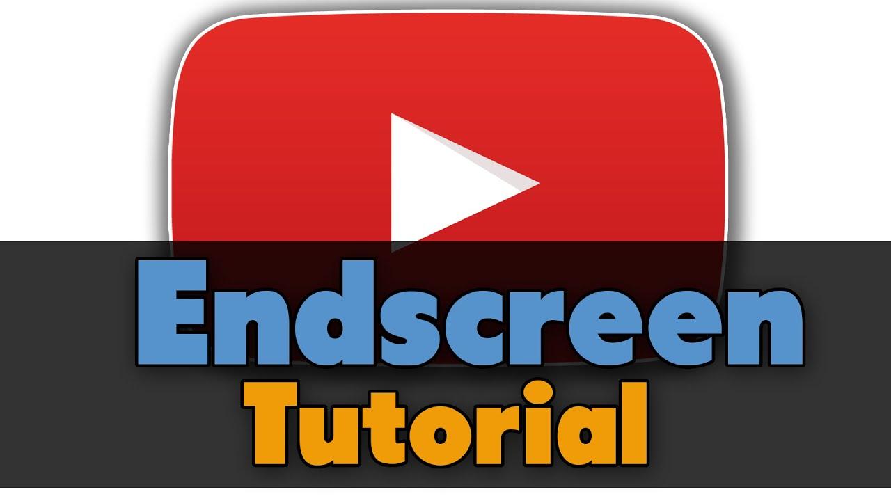 Endscreen/Abspann auf YouTube einrichten - Neues Feature! - YouTube