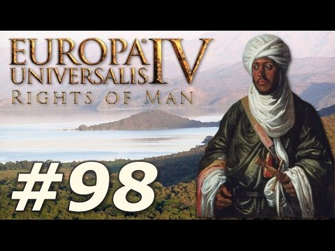 Europa Universalis IV: The Rights of Man | Ethiopia - Part 98