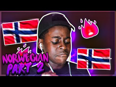 BRITISH BOY REACTS TO NORWEGIAN RAP/HIP HOP (PART TWO)