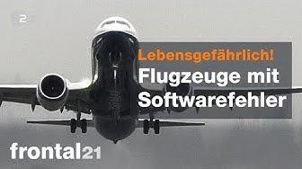Piloten im Blindflug - Tödlicher Softwarefehler bei Boeing - Frontal 21 vom 26.03.2019 | ZDF