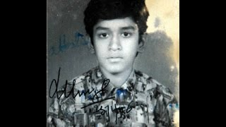 M S Dhoni childhood photos - india cricket captain
