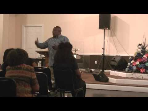 Tuesday Night Bible Study with Pastor Weathersby (10.4.16)