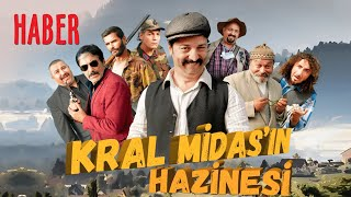 Gambar cover Kral Midasın Hazinesi Komedi Filmi - SHOW TV - PAZAR SÜPRİZİ