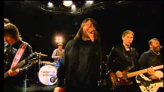 Soundtrack of our Lives - Where's the rock (Live @ Nyhetsmorgon)