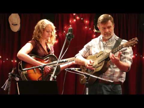 """Hate the Train"" performed by Frank Lee and Allie Burbrink"