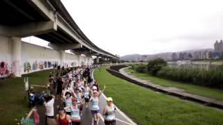 ar drone 2 0 空拍錄影 nike 2014 女子路跑馬拉松