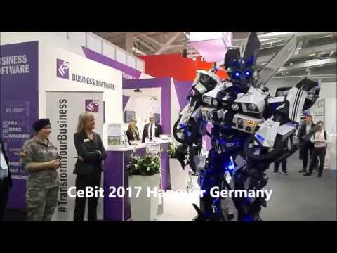 Cool tech you missed at CeBit 2017