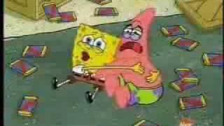 Patrick saying Eat Sperm!?!?!?!?!?!