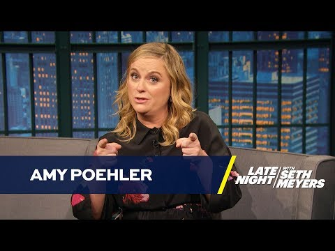 Amy Poehler Has a Special Message for Daniel Day Lewis About His Retirement
