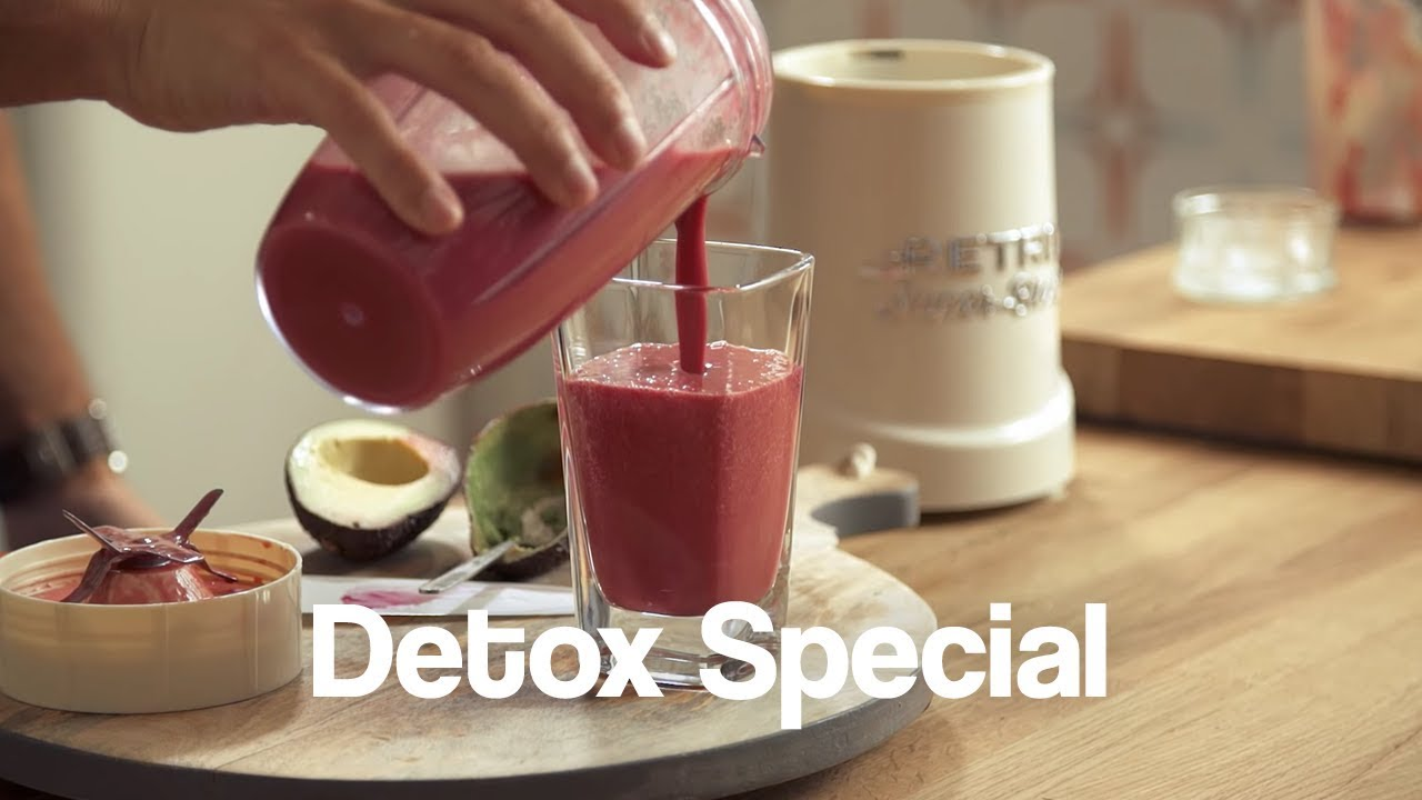 Detox Special Jason Vale Juice Recipe