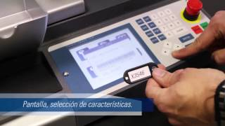 AVANTCODE máquina electrónica de duplicación de llaves