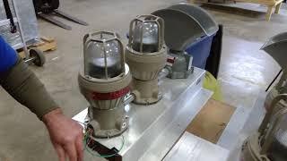 171343 2 X EPL TL 2X10W C PA 24VDC STB AG